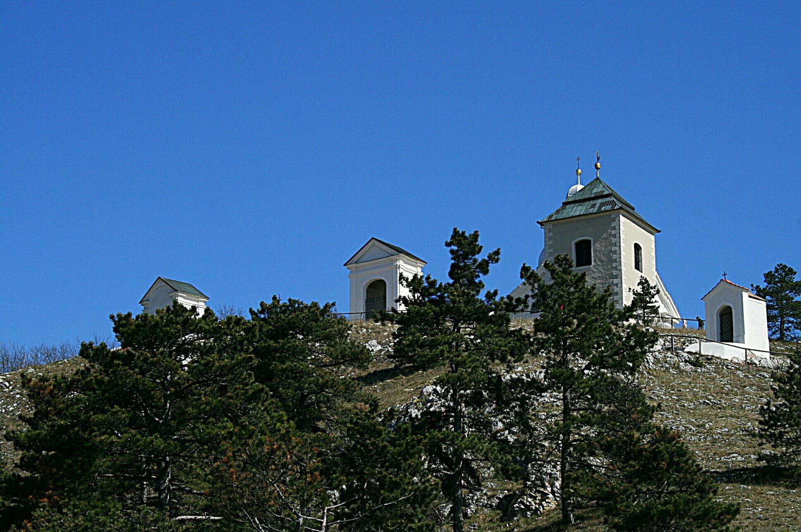Kápolnák a Szent hegyen