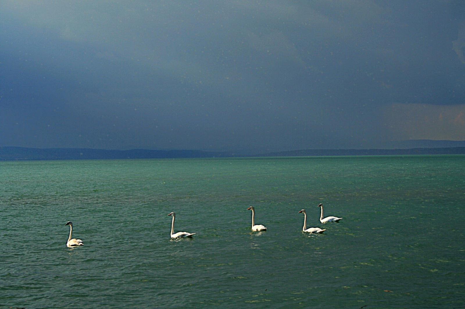 Balról jön a vihar?