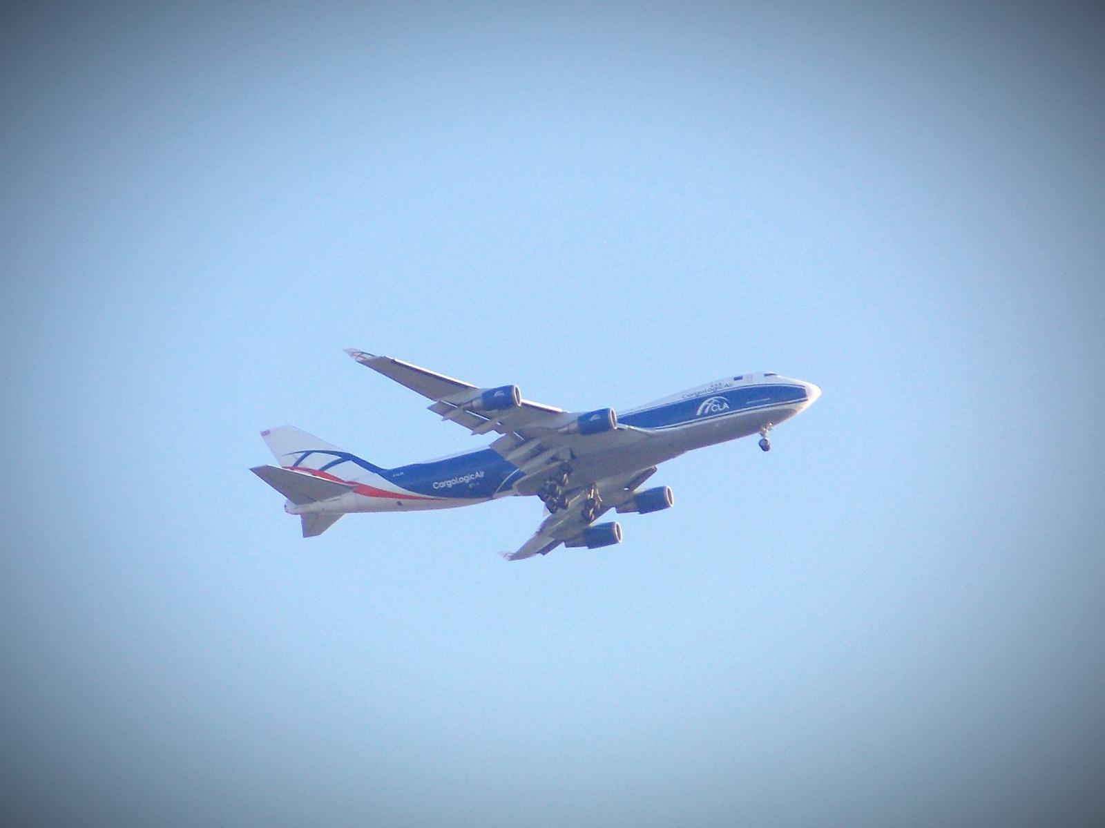 CargoLogicAir G-CLBA
