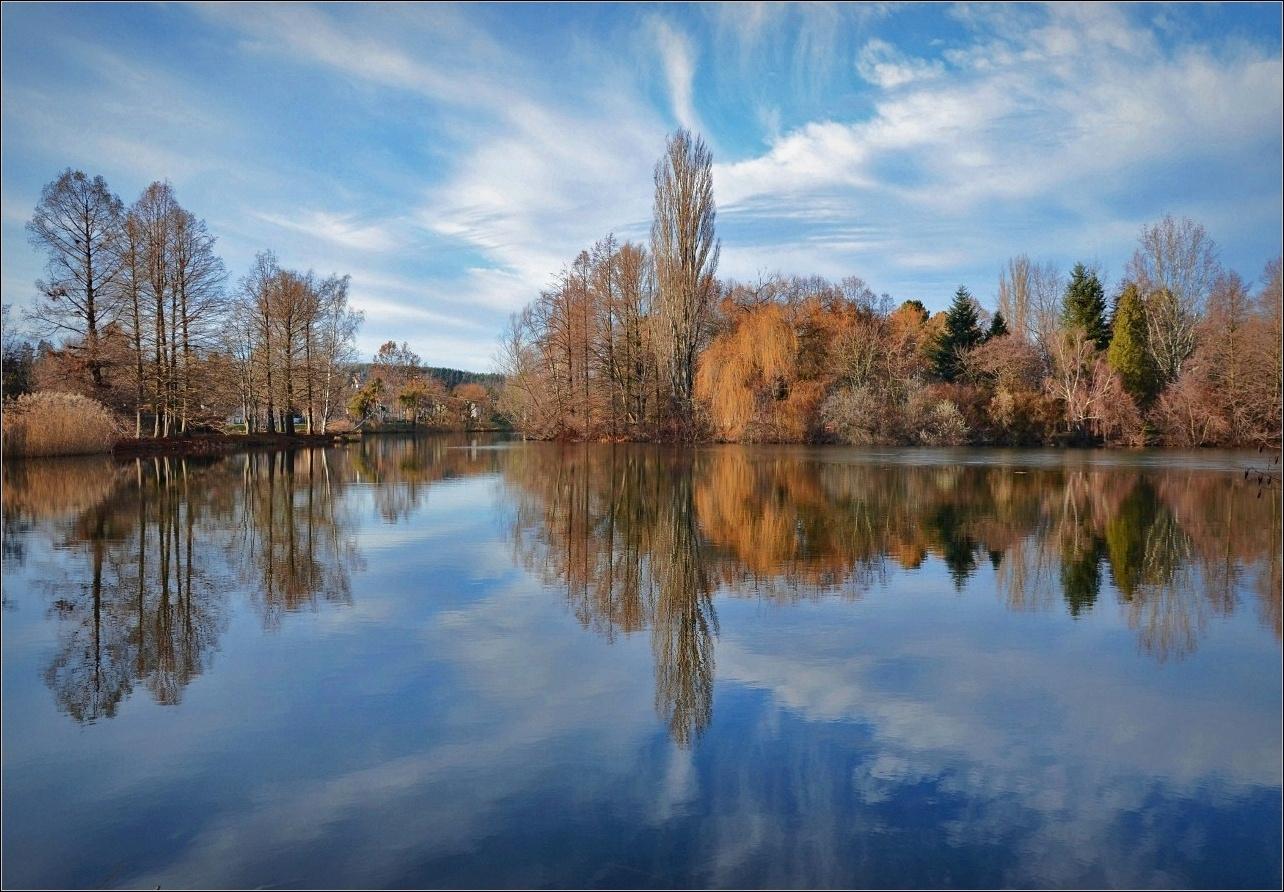 Őszi színek december végén
