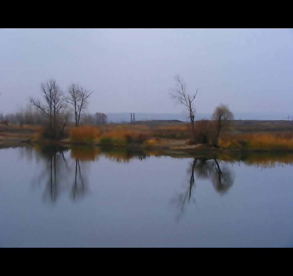 ősszel a tónál