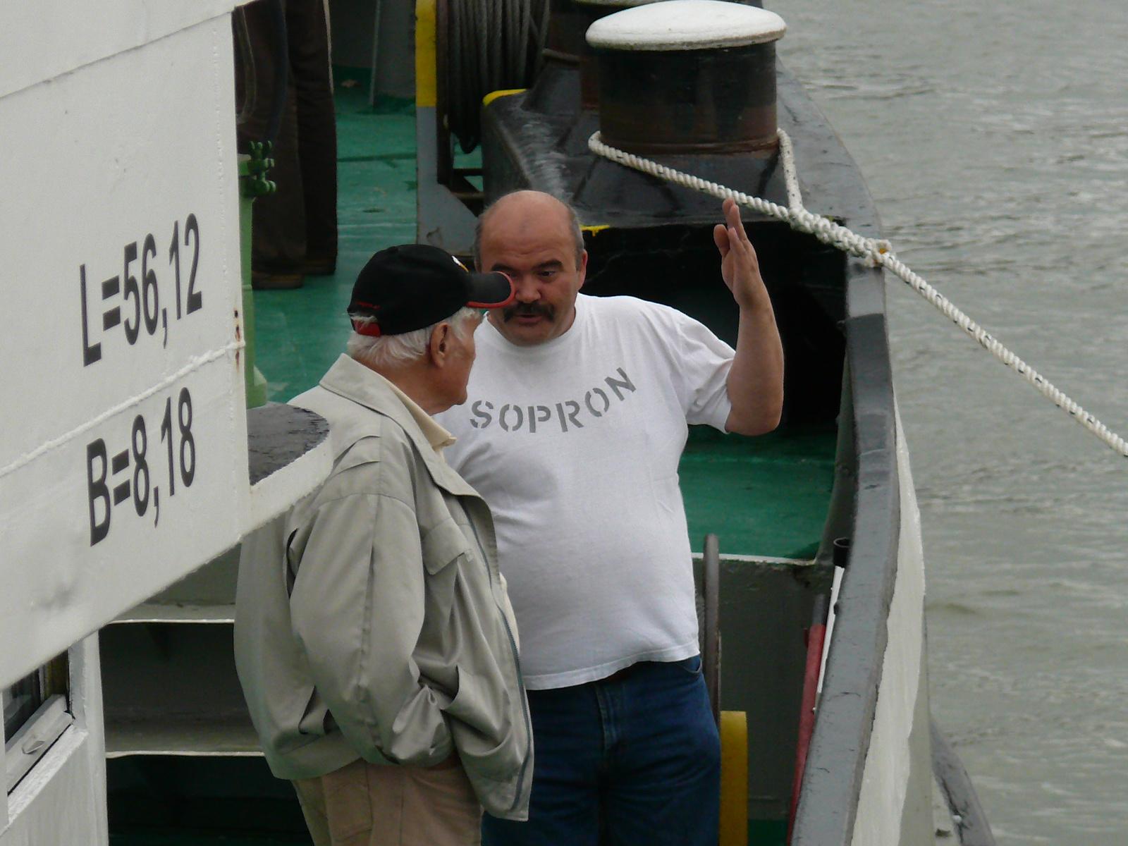 Hajósok