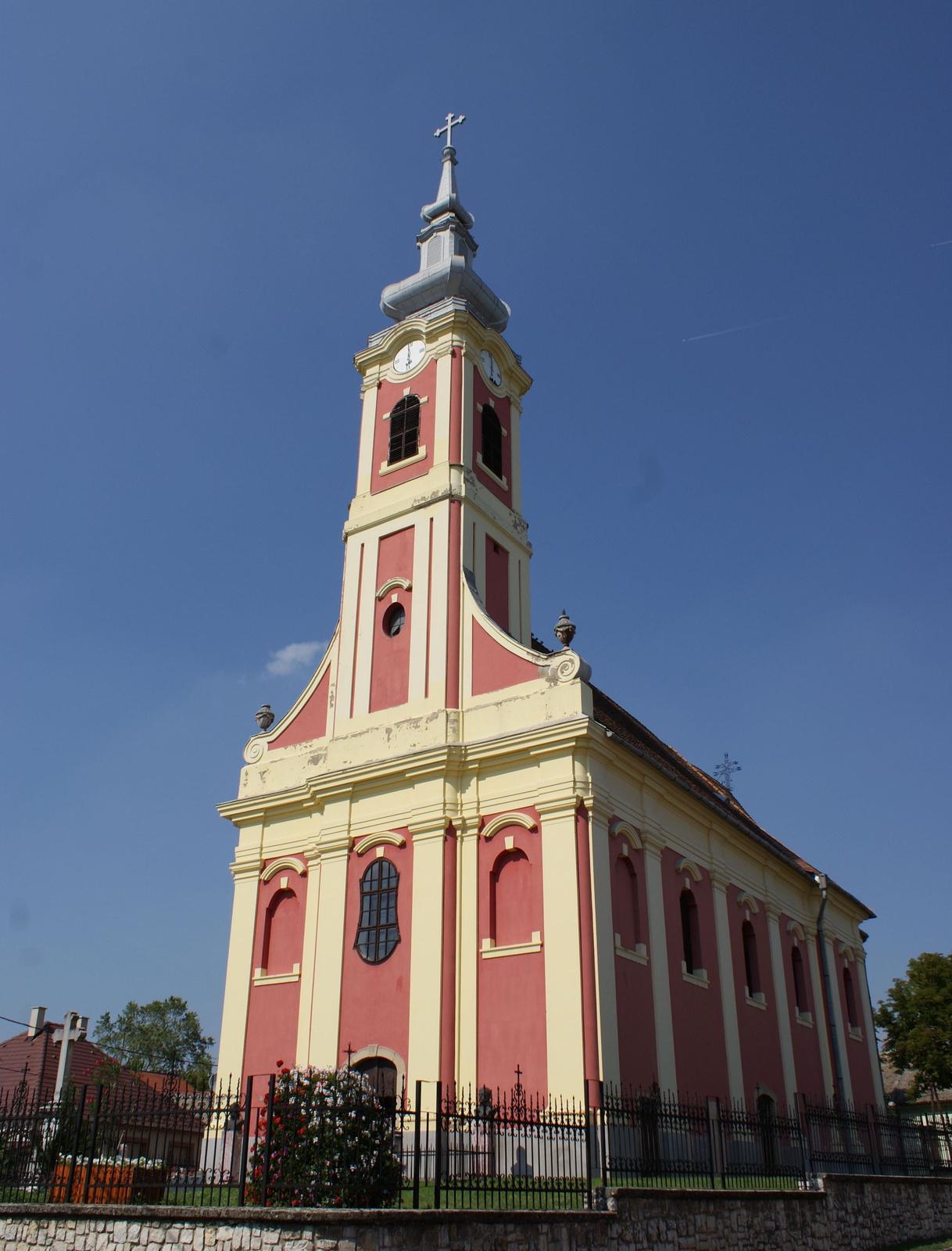 Szerb Ortodox Templom
