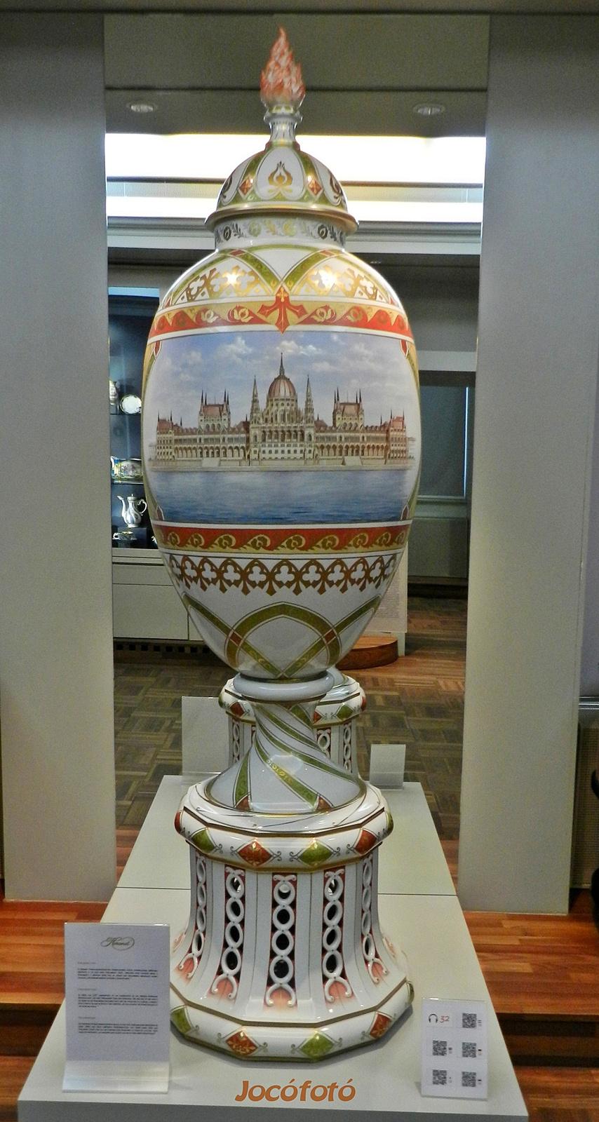 Herendi porcelán 4507