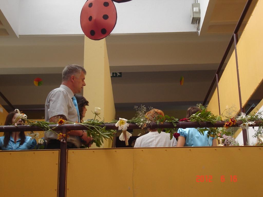 2012: Búcsú iskolánktól 8.a