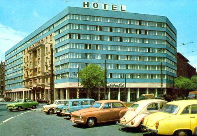 GrandHotelHungaria-1960asEvek