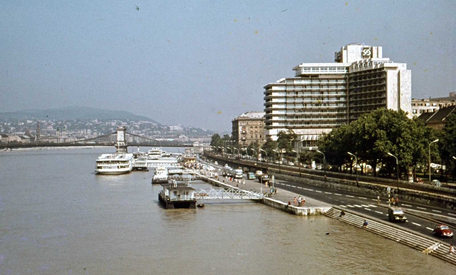 Intercontinental-Marriott-1970esEvek-fortepan.hu-70020