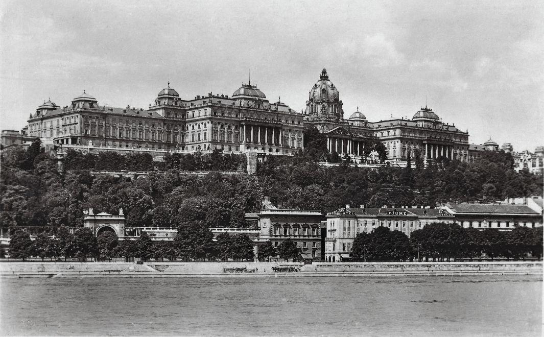 BudaiVar-1930Korul-fortepan.hu-171711