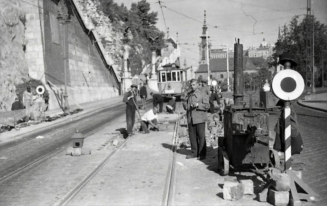 GellertHegy-1940Korul-fortepan.hu-174367