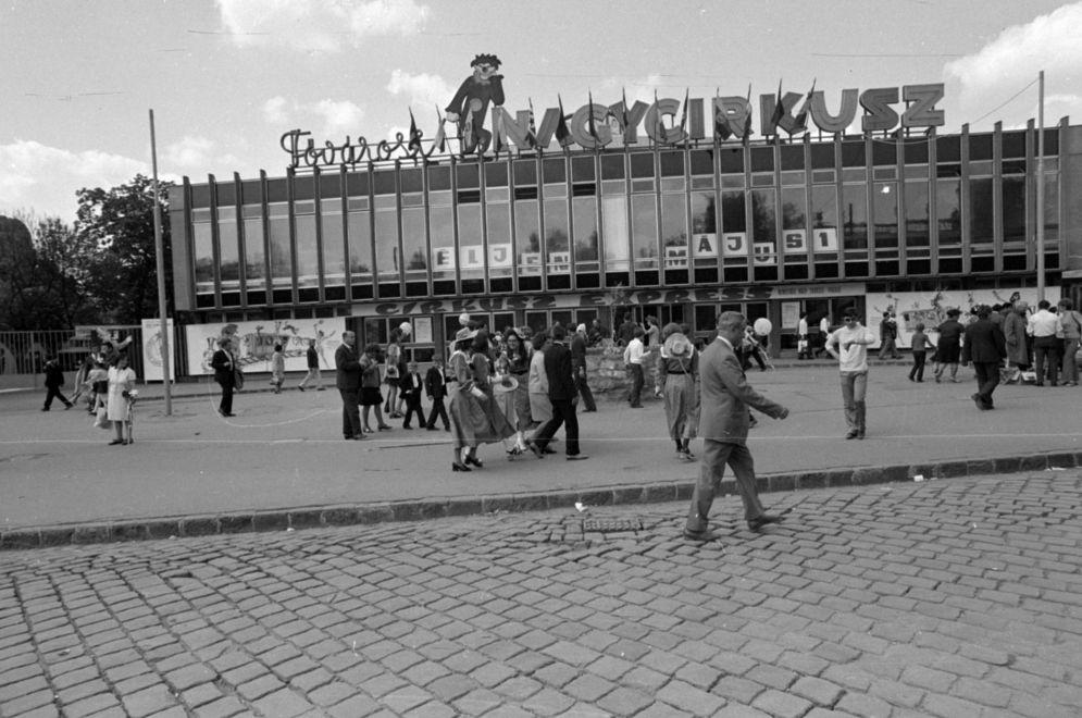 FovarosiNagycirkusz-1976Korul-fortepan.hu-174535