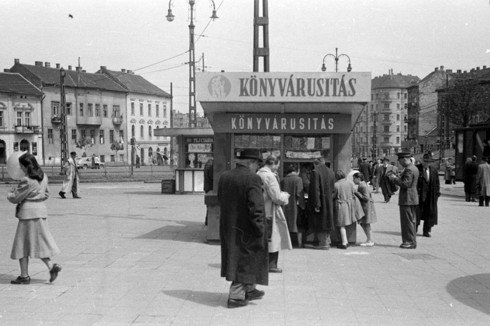 MoszkvaTer-1956Korul-fortepan.hu-170534