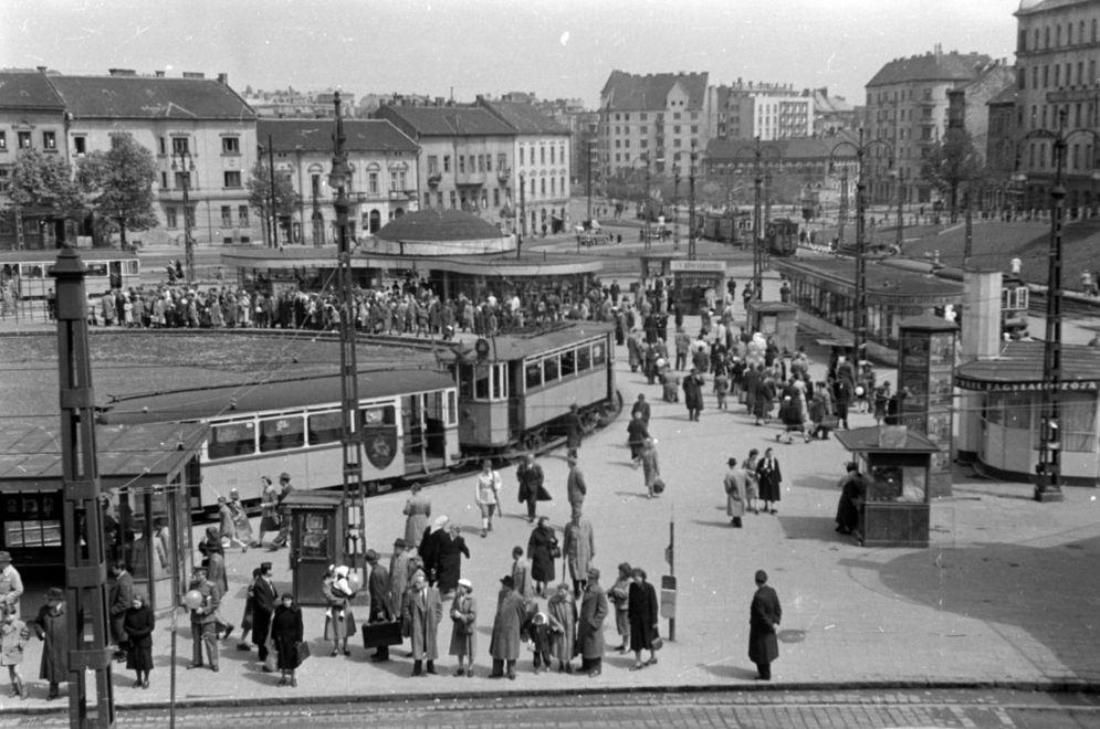MoszkvaTer-1956Korul-fortepan.hu-170536