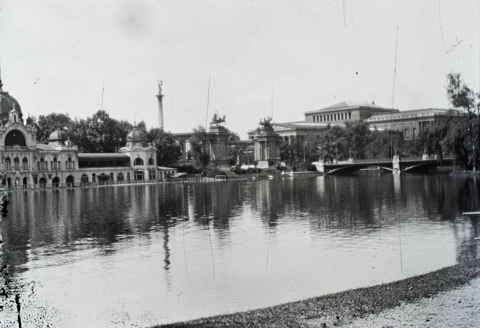 VarosligetiTo-1917Korul-fortepan.hu-175056