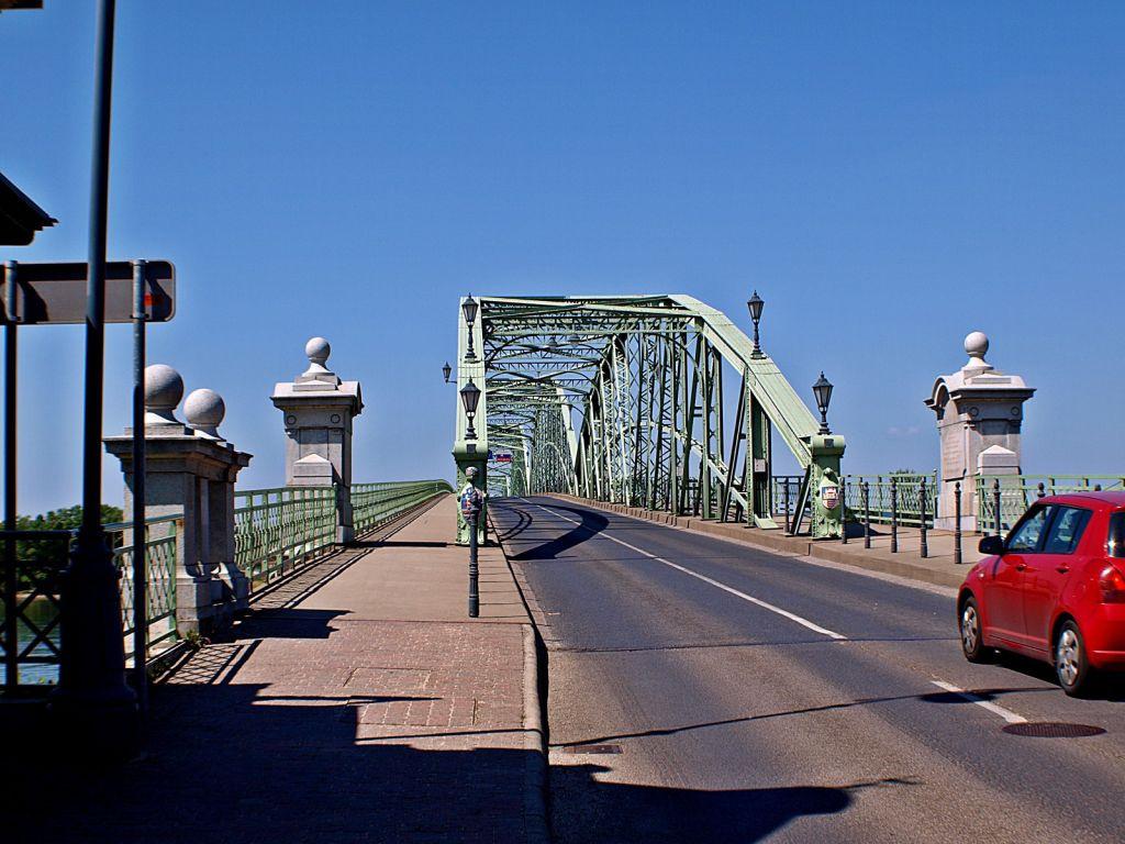 Esztergom: Mária Valéria híd