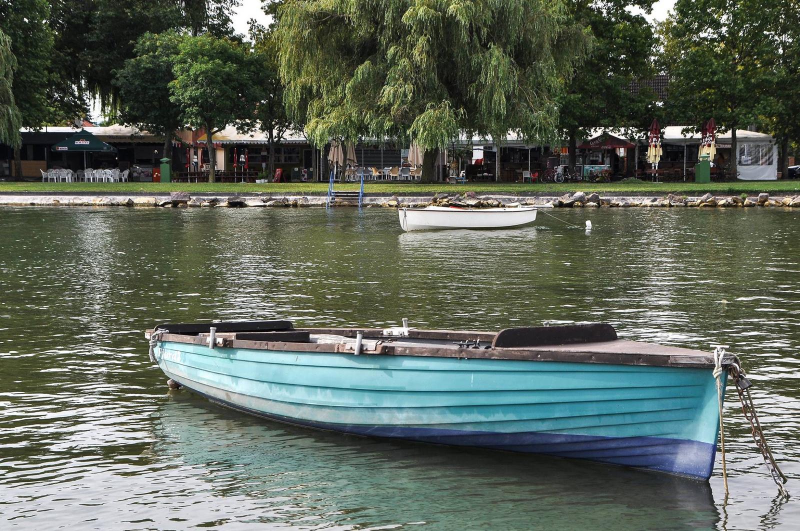 Kék csónak
