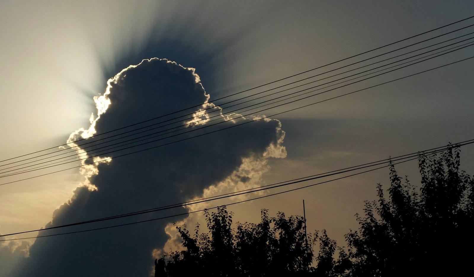 Csodafelhő