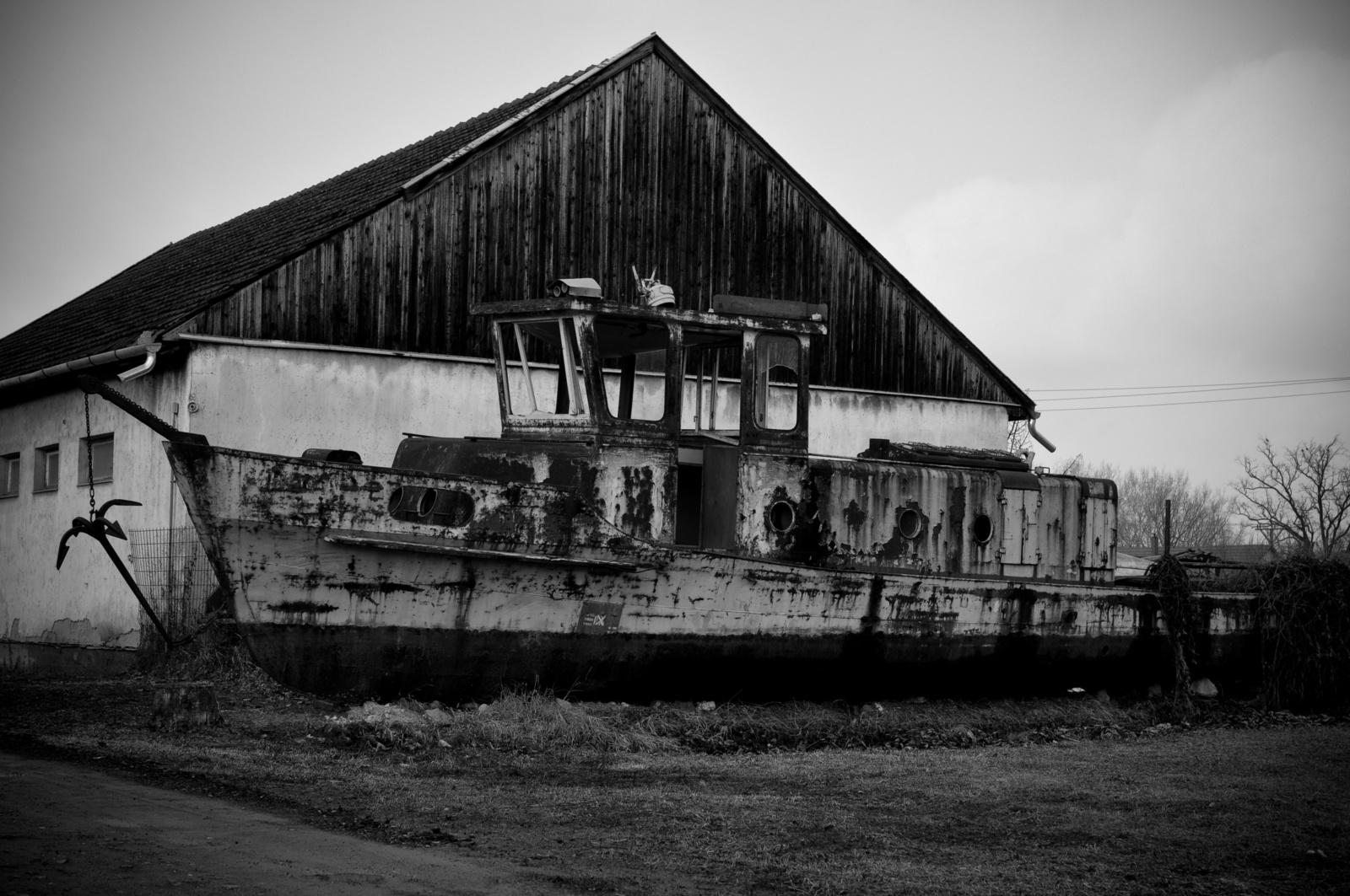 Az utolsó kikötő