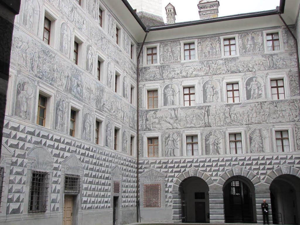 Schloss Ambras Innsbruck, SzG3