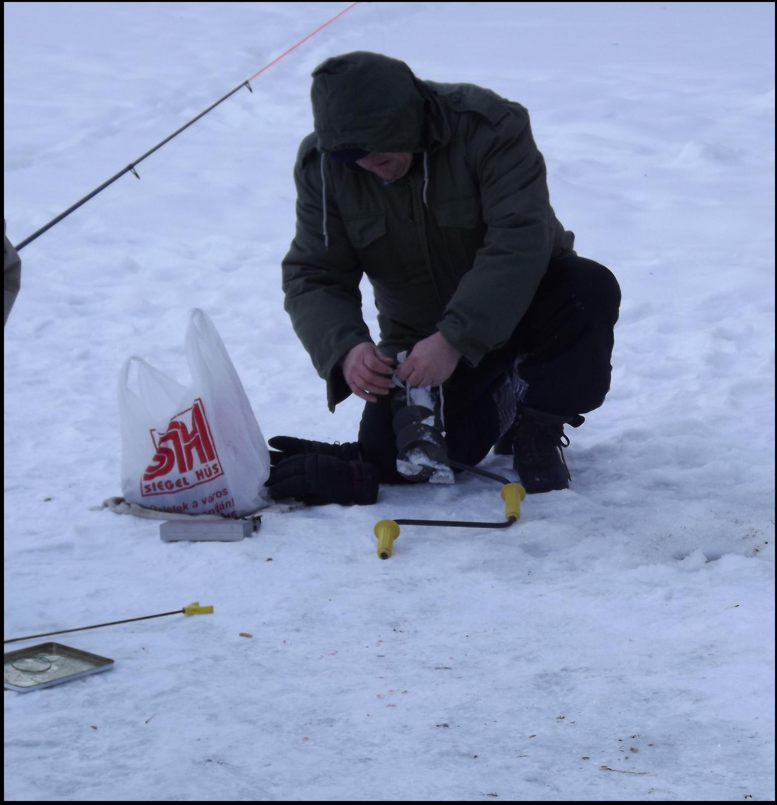 Horgász a pácban
