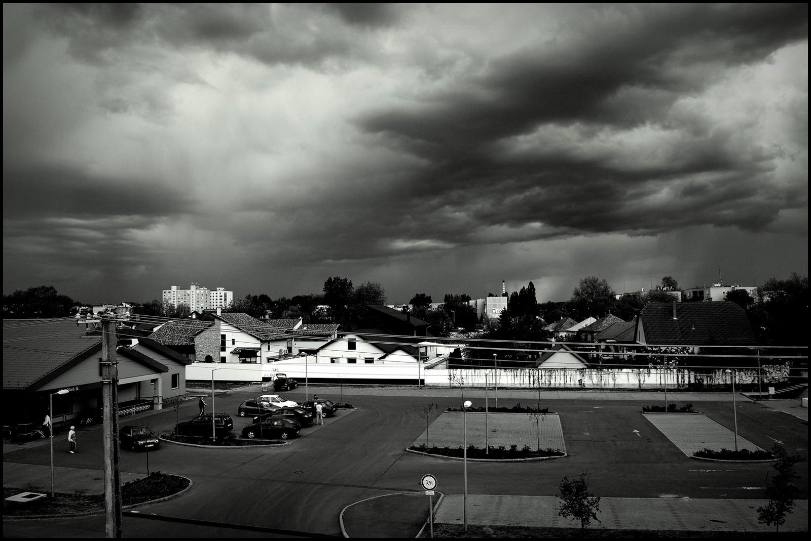 Azt mondták esni fog