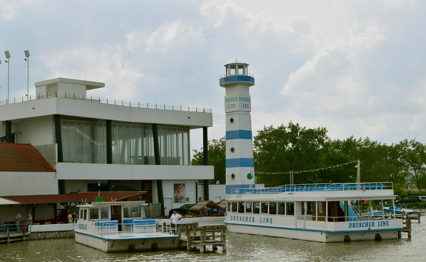 A kikötőben 2