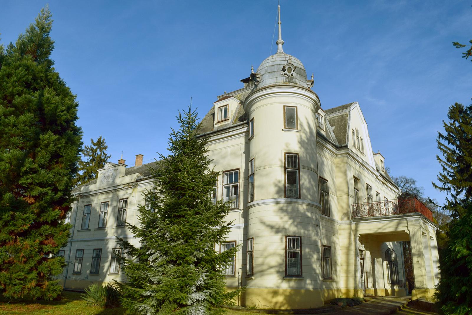 Zichy-kastély, Zákányfalu