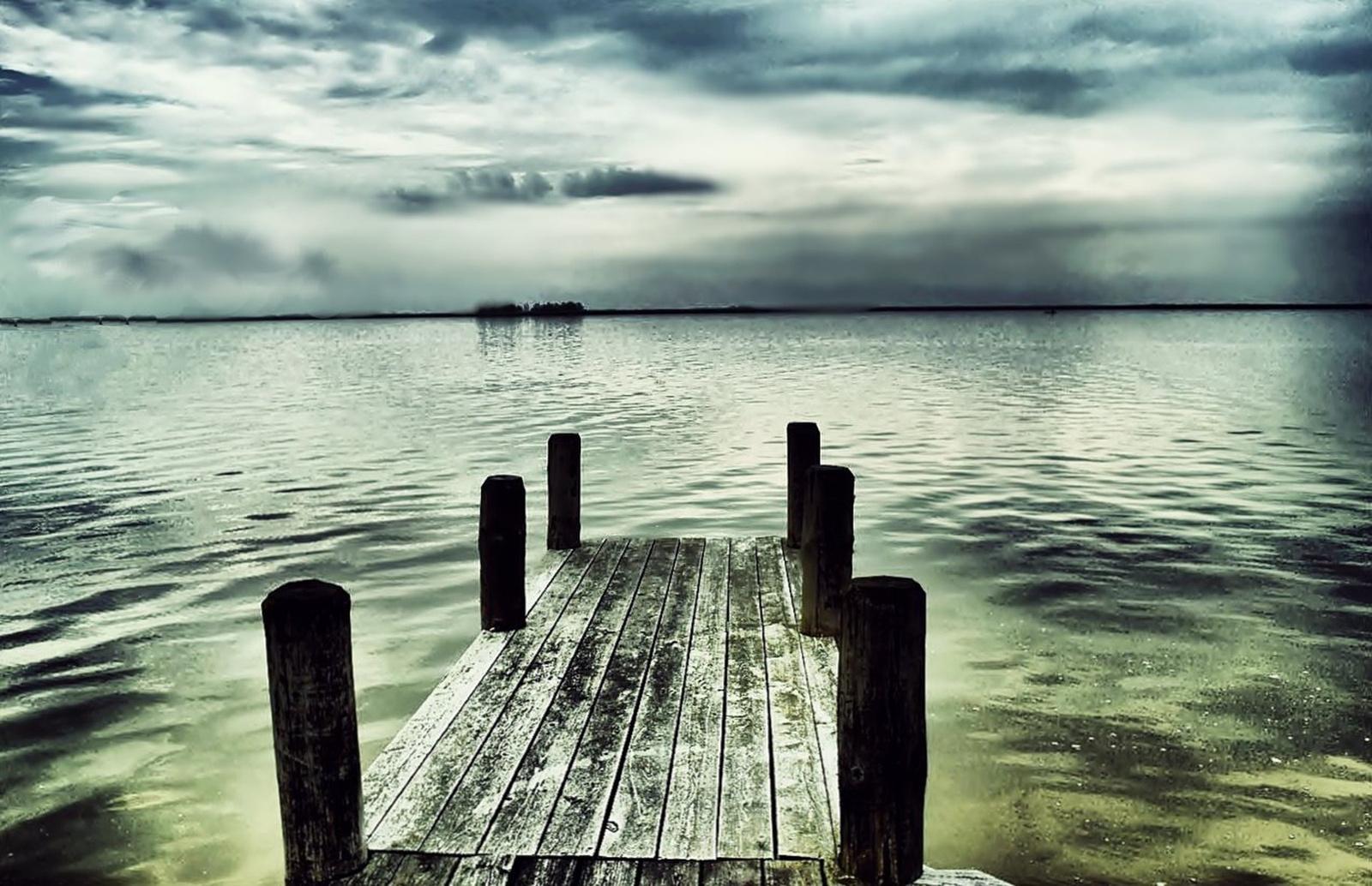 A Fertő-tónál