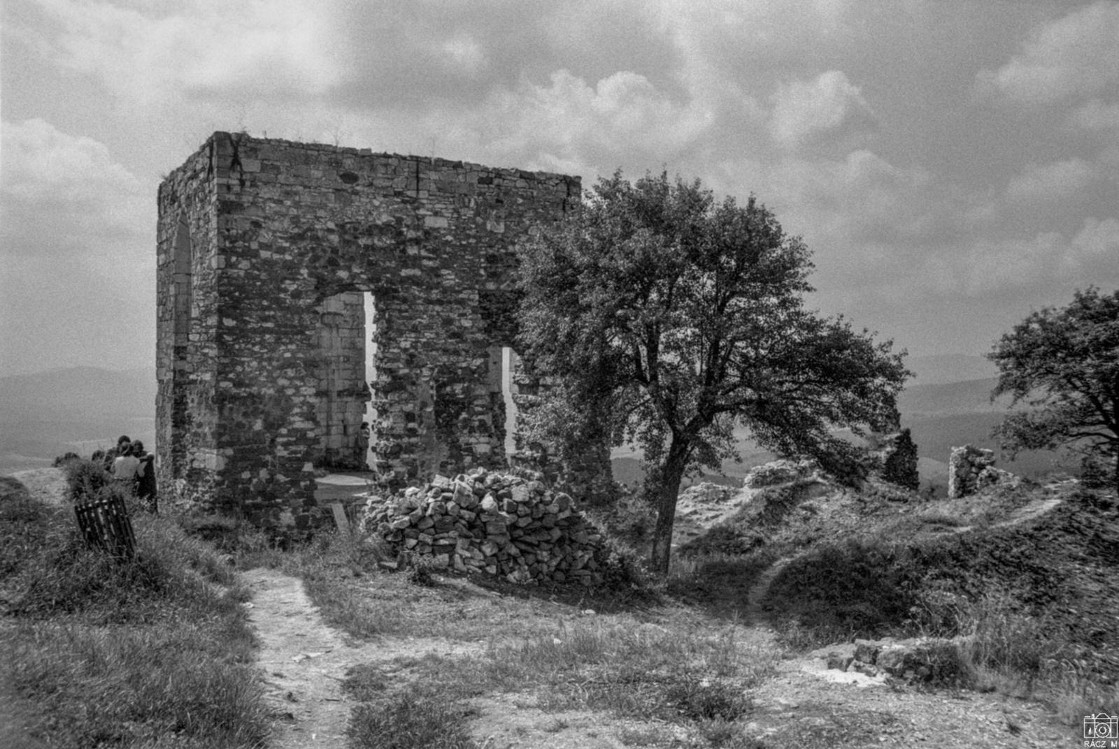 Füzéri vár, 1991