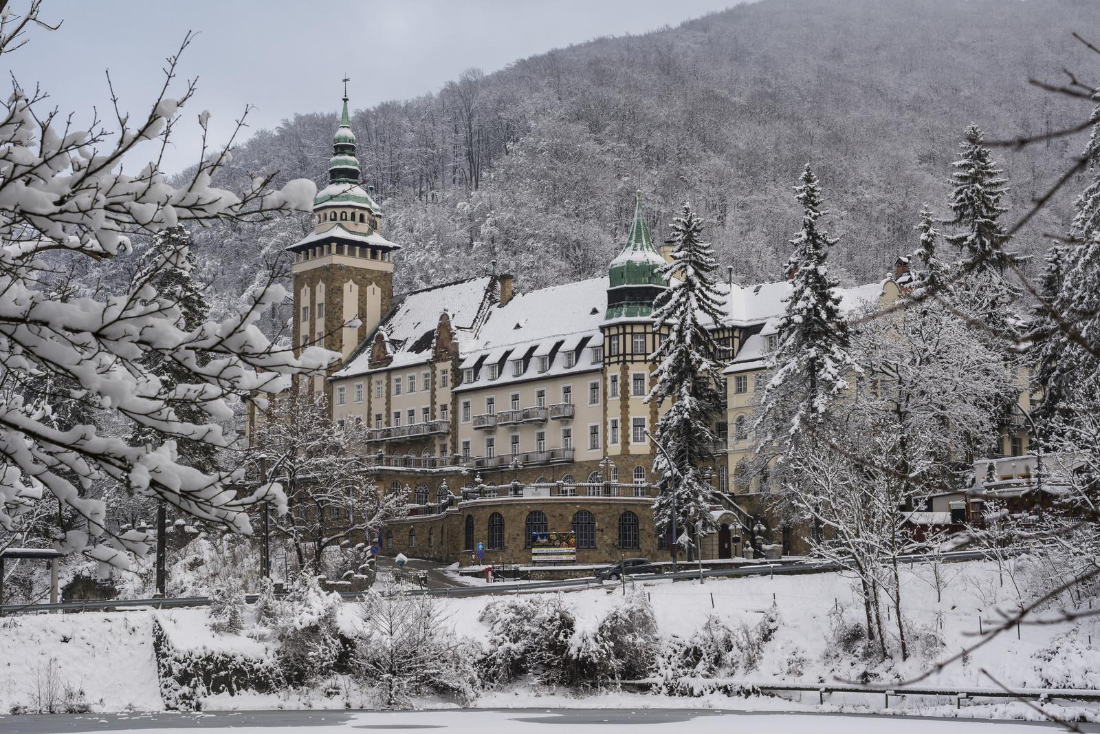 A téli Palotaszálló