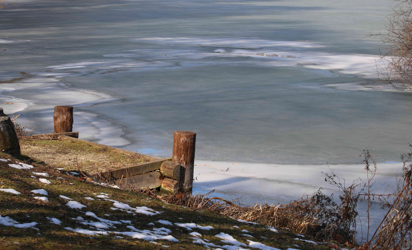 Tél a parton
