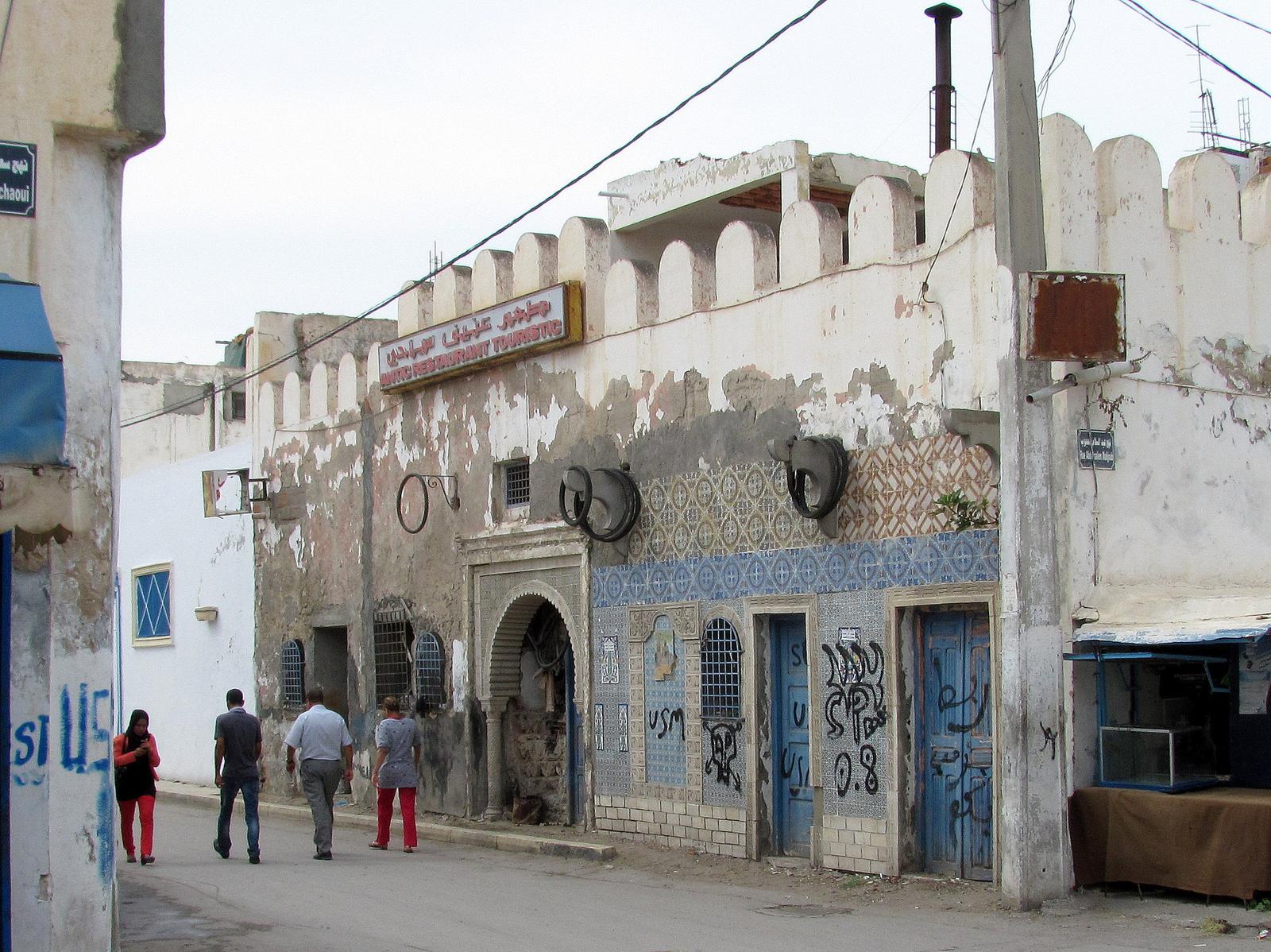 Monastir, medina