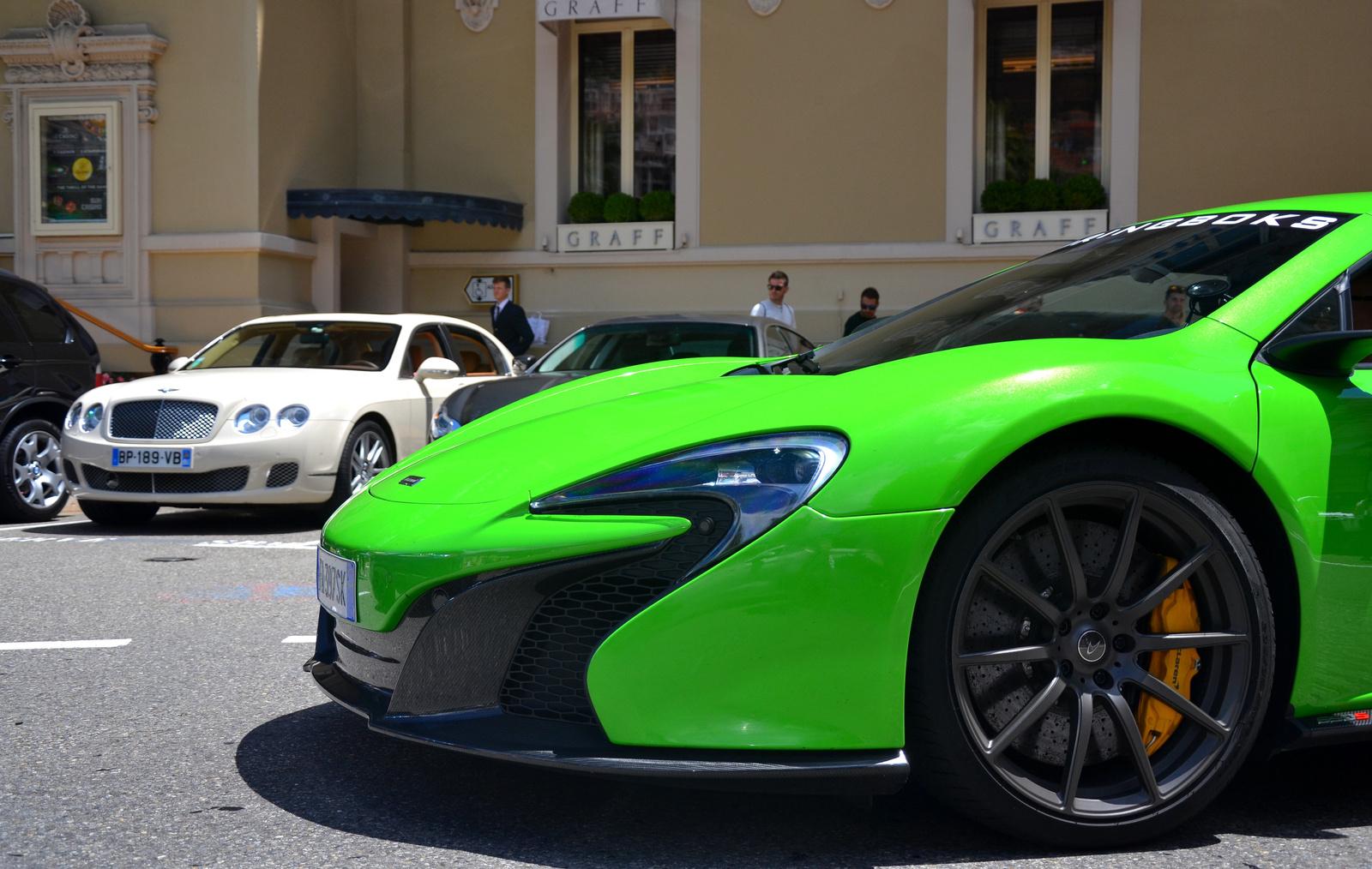 Bentley - McLaren