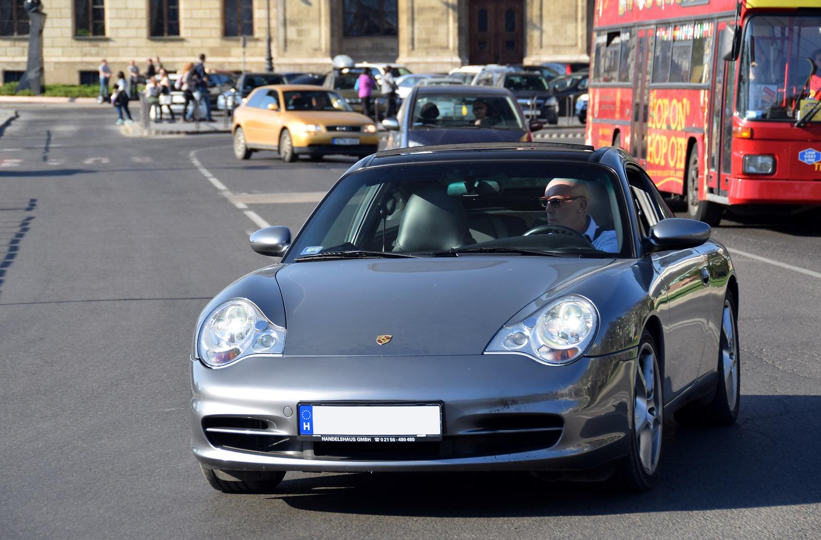 Porsche 911 Targa (996)