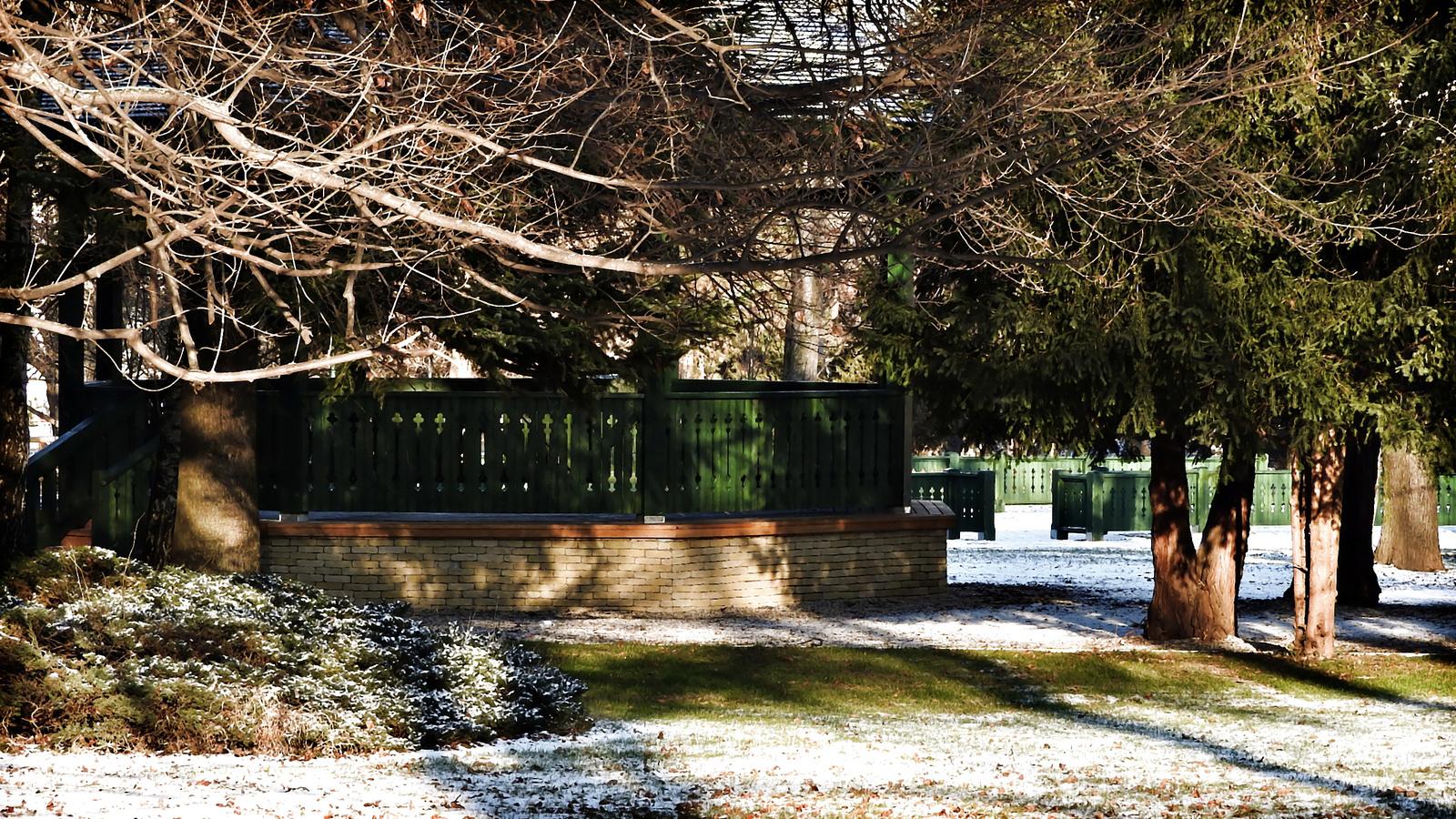 Erzsébet kert Sopron Tél