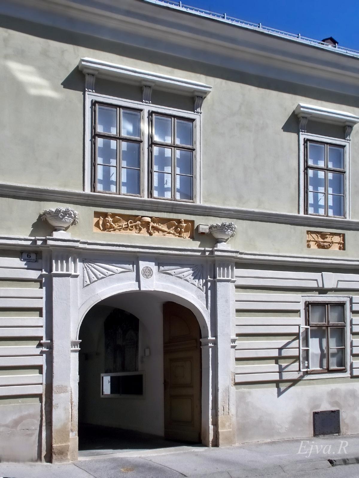 Eisenstadt Kismarton Burgenland