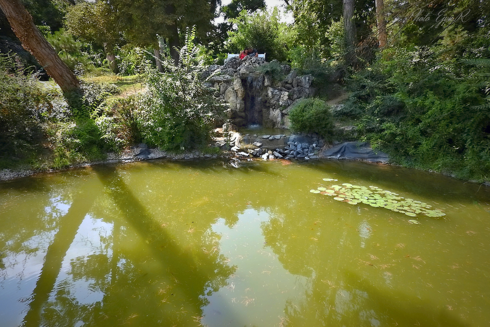 Balaton Kastélypark Nyár