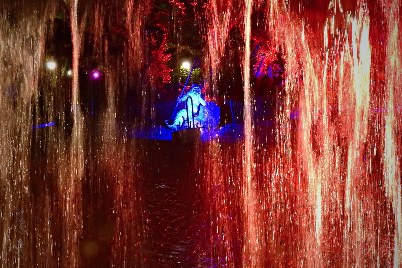 Halloween éjszakáján Vízesés mögött