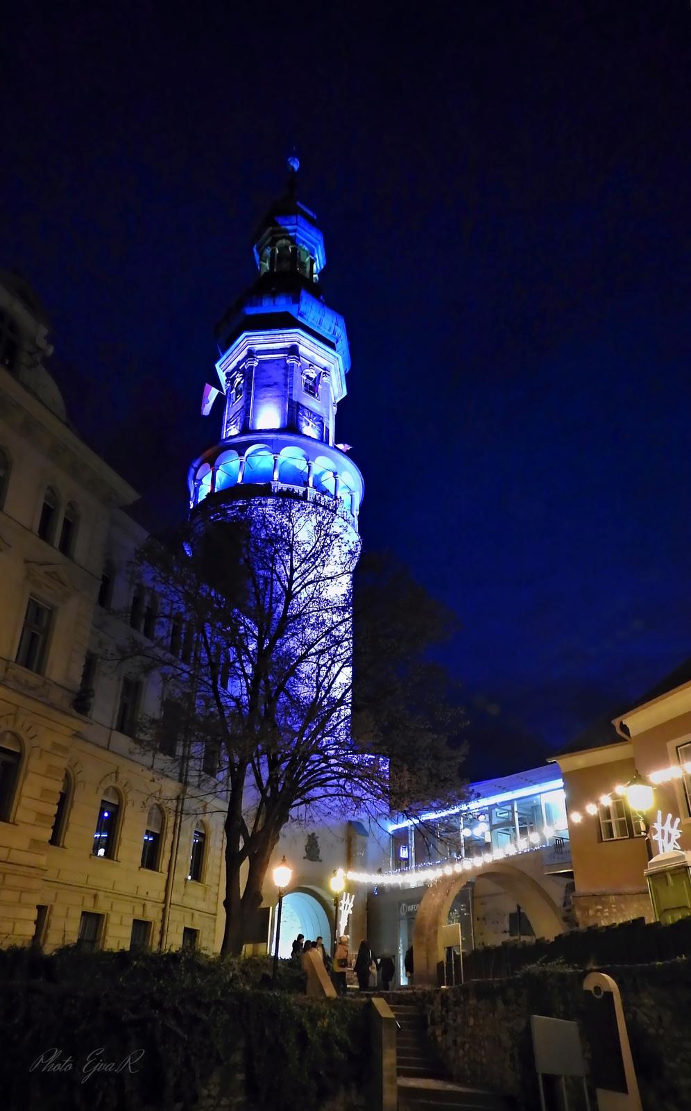 Tűztorony Sopron