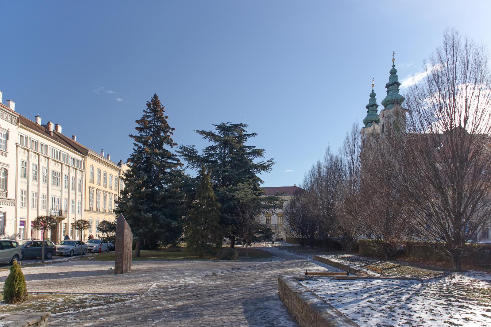 Sopron Tér Tél