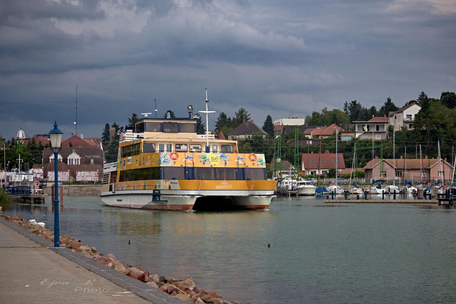 Balaton Hajózás