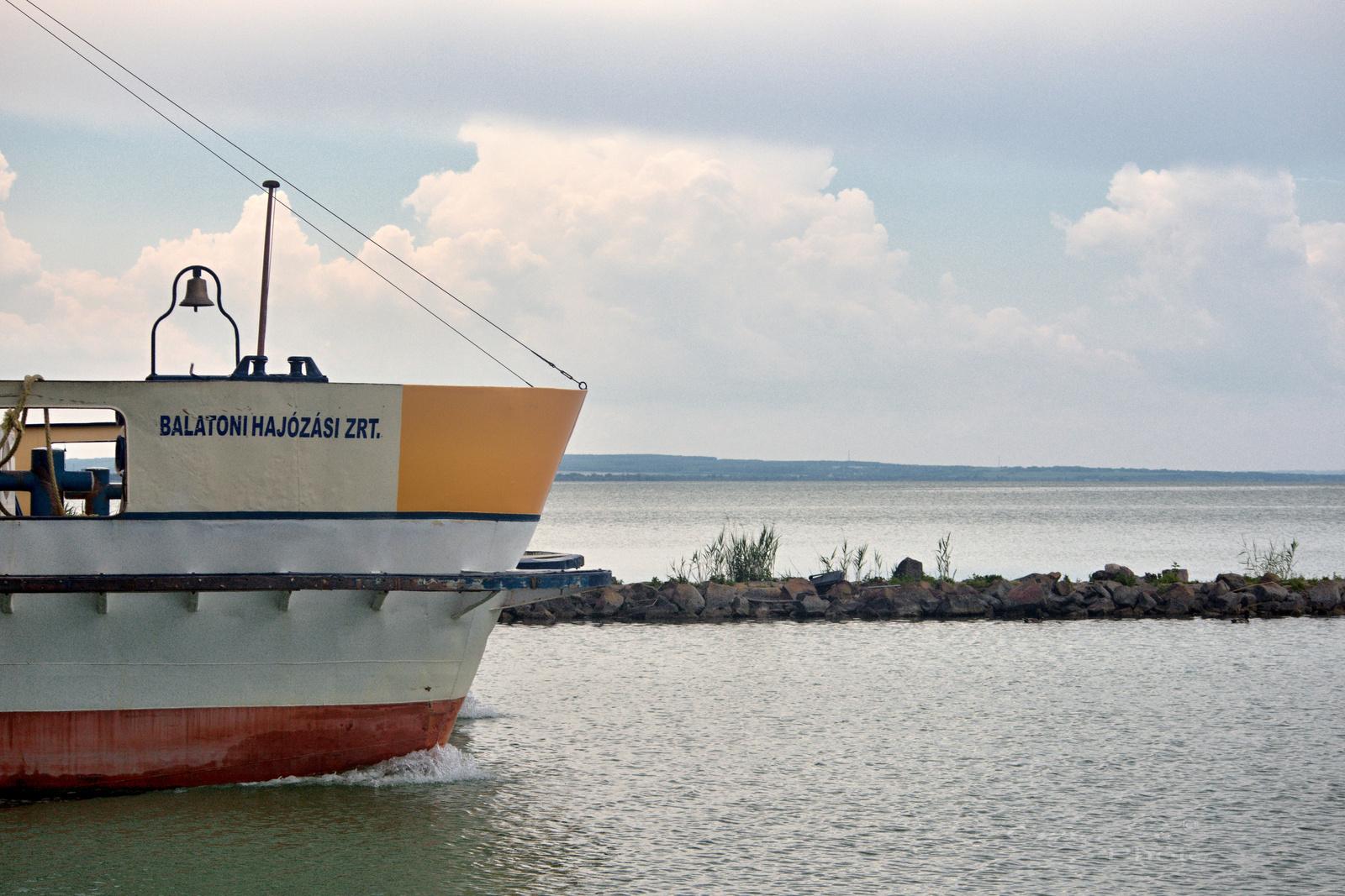 Balaton Hajó