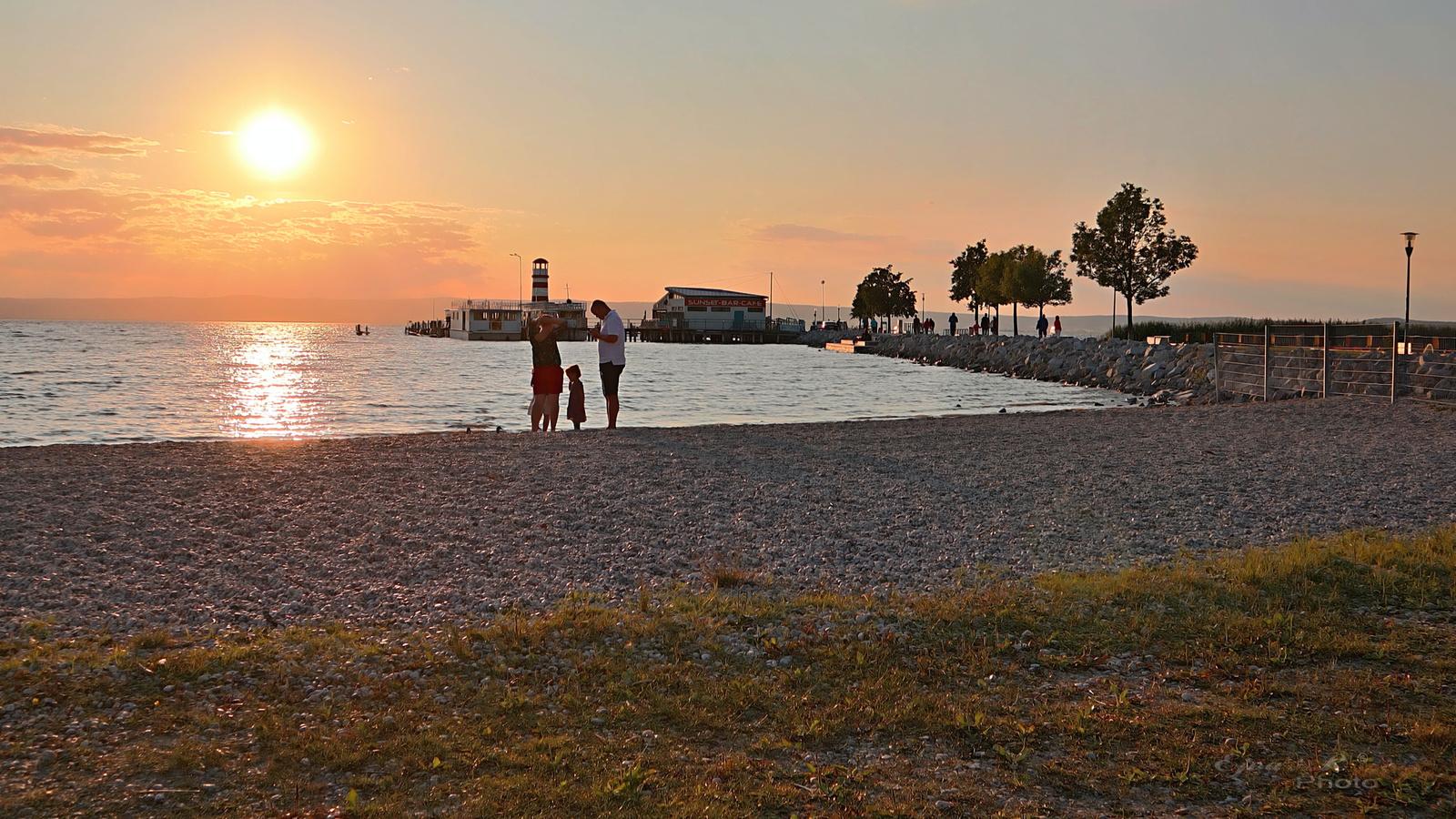 Fertő-tó Strand Család