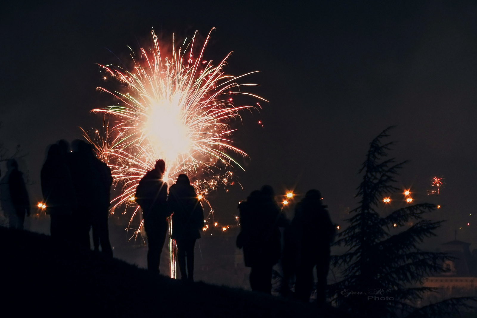 Szilveszter Tűzijáték