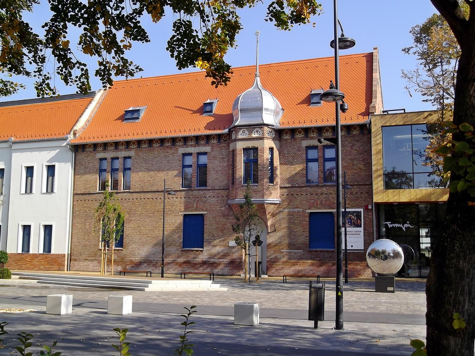 Hmvhely, Tornyai János Múzeum