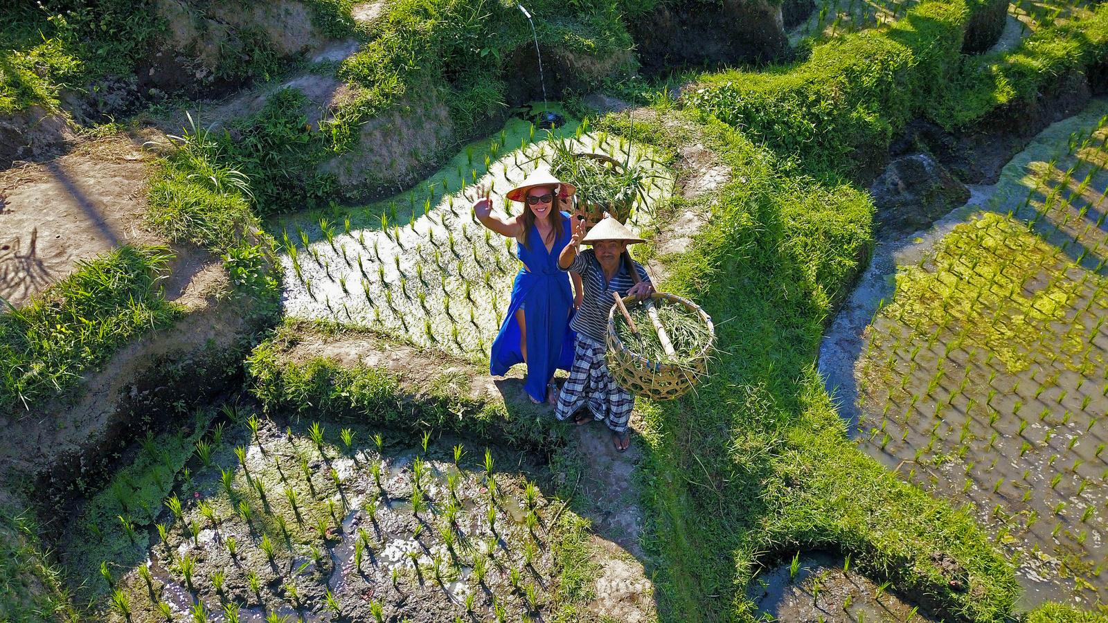 Egy kedves Balinézzel