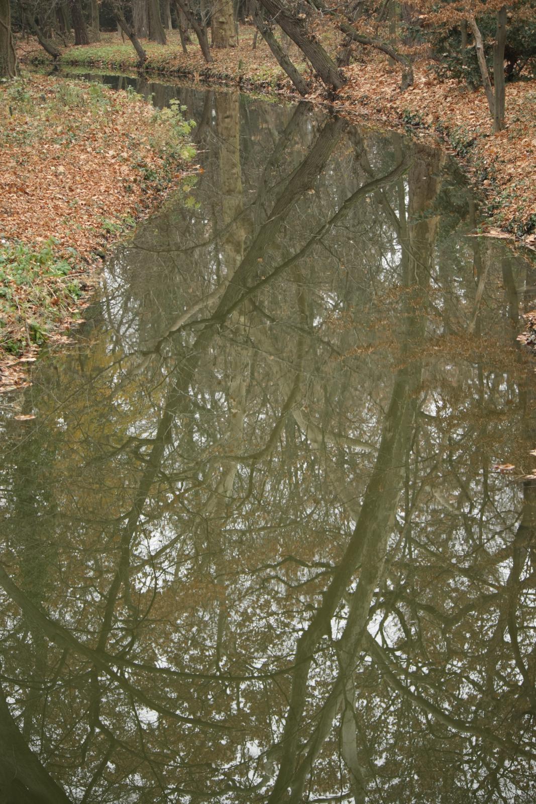 Víz(kanyar)tükör