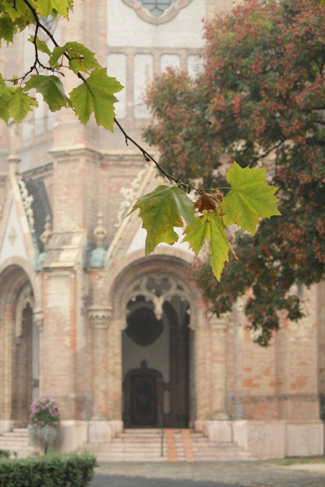 Ősz templom