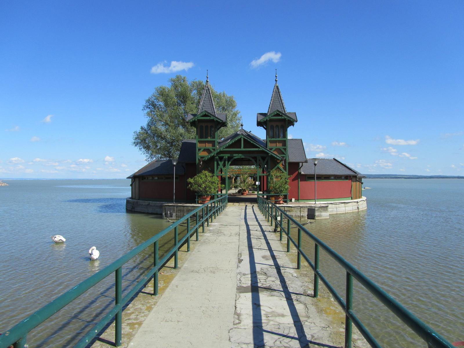 Mintha az óceánban lenne - Keszthely, Balaton