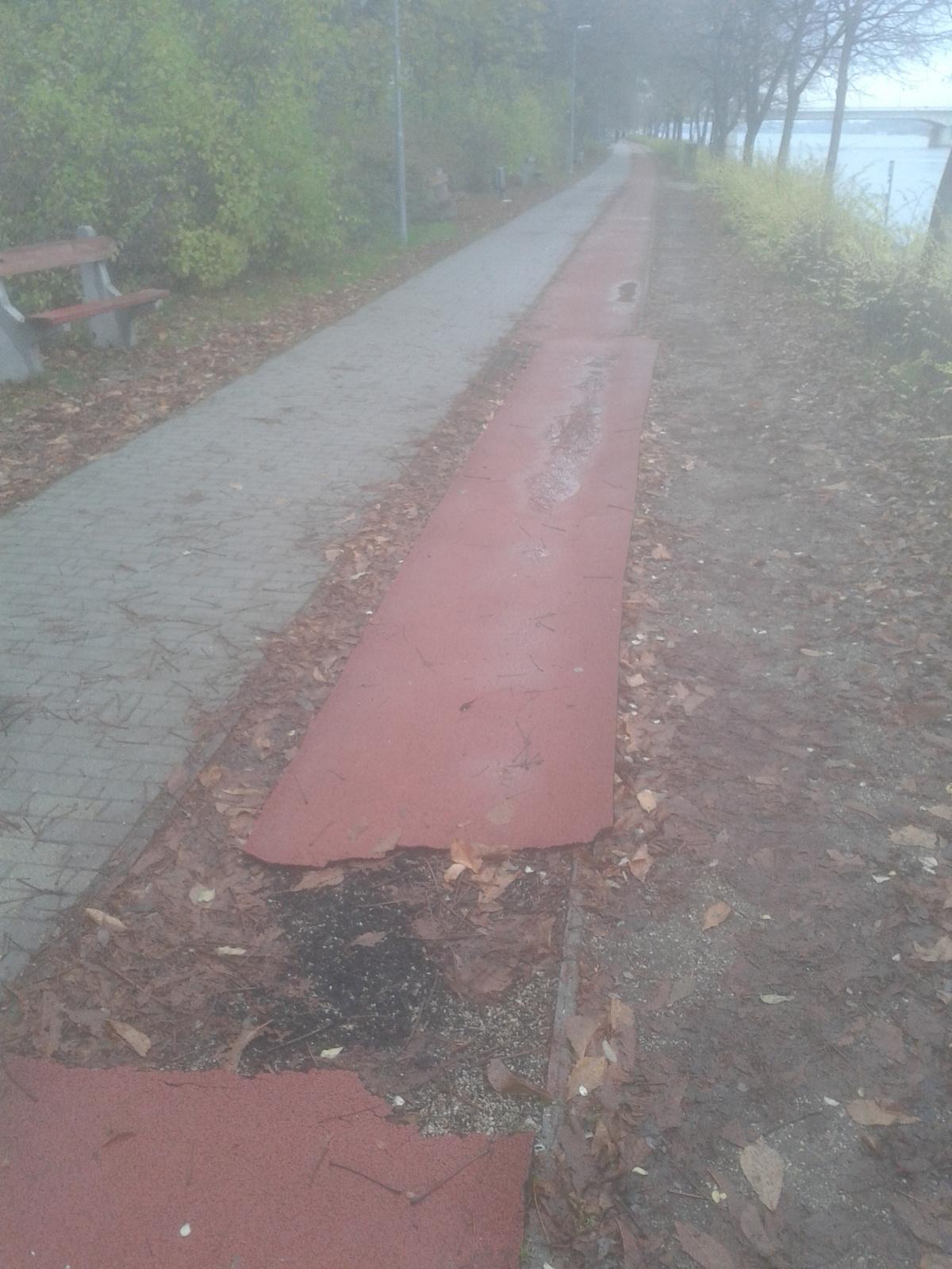 Fwd: margitsziget futópálya 2013.11.11.