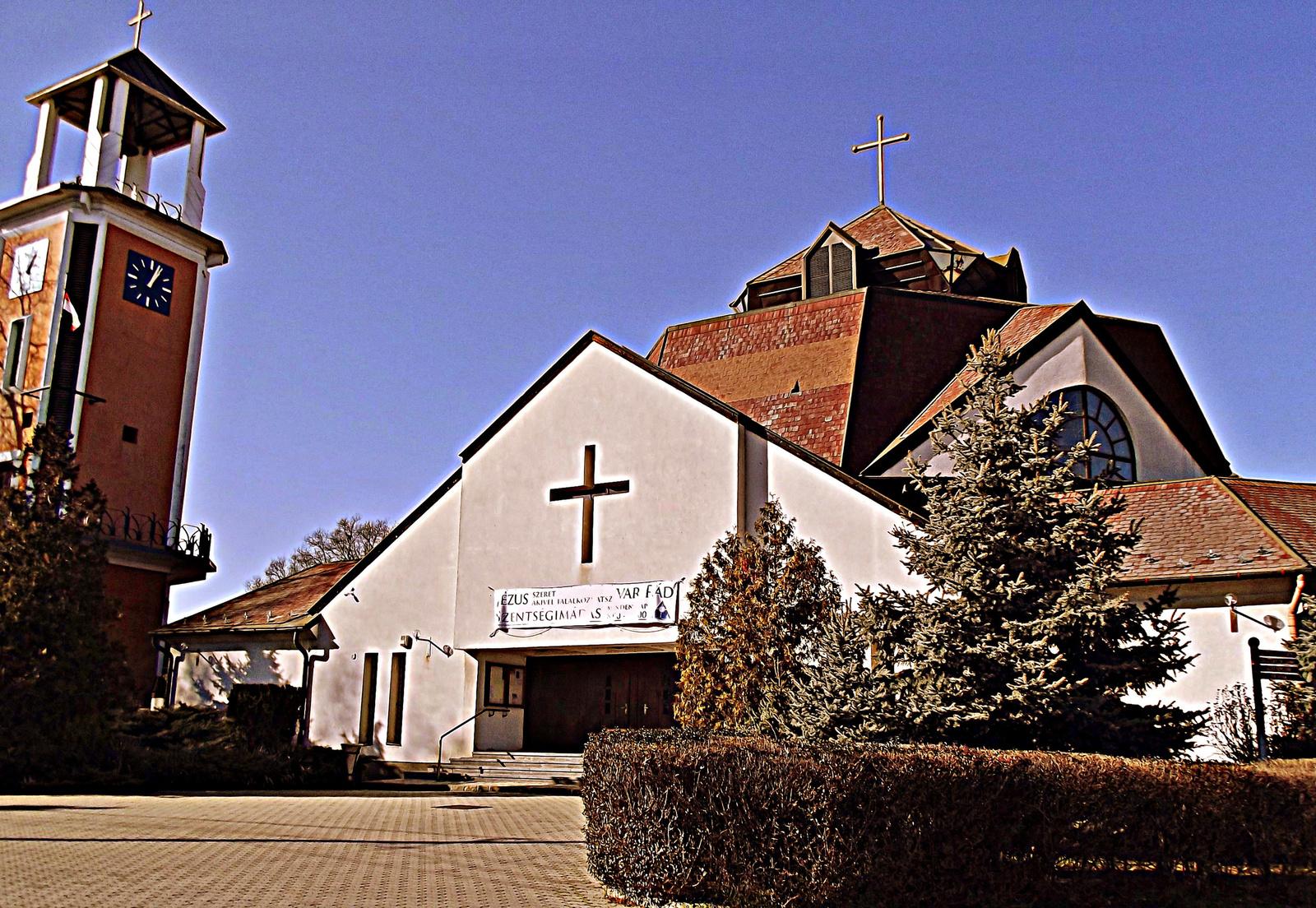 Szent Gellért Plébánia
